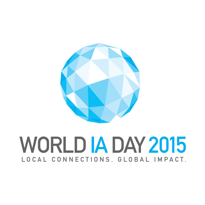 World IA Day 2015, One Day Full of IA